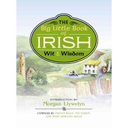 "BLACK DOG & LEVENTHAL PUB ""The Big Little Book of Irish Wit & Wisdom"" Hardcover Book"