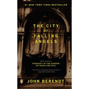 """PENGUIN GROUP USA """"The City of Falling Angels"""" Paperback Book"""
