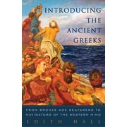 "W. W. Norton & Company ""Introducing the Ancient Greeks"" Hardcover Book"