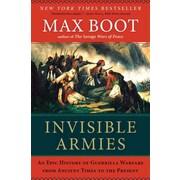 """W. W. Norton & Company """"Invisible Armies"""" Paperback Book"""