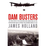 """PGW® """"Dam Busters: The True Story of the Inventors and Airmen..."""" Hardcover Book"""