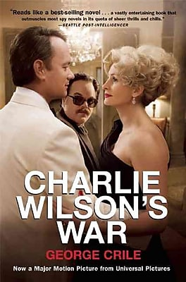 """""PGW """"""""Charlie Wilson's War: The Extraordinary Story.."""""""" Paperback Book"""""" 1248785"