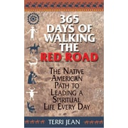 "ADAMS MEDIA CORP ""365 Days of Walking the Red Road"" Paperback Book"