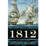"""PERSEUS BOOKS GROUP """"1812: The Navy's War"""" Paperback Book"""