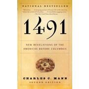 "Random House ""1491: New Revelations of the Americas Before Columbus"" Book"