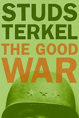 "PERSEUS BOOKS GROUP ""The Good War"" Book"
