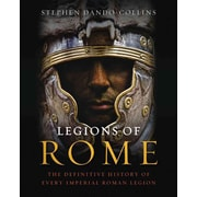 """St. Martin's Press """"Legions of Rome: The Definitive History of Every Imperial..."""" Hardcover Book"""