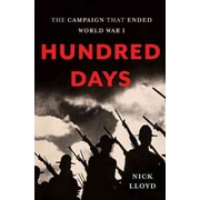 "PERSEUS BOOKS GROUP ""Hundred Days"" Hardcover Book"