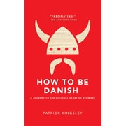 """Simon & Schuster """"How to Be Danish"""" Hardcover Book"""
