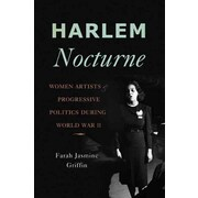 """PERSEUS BOOKS GROUP """"Harlem Nocturne"""" Hardcover Book"""