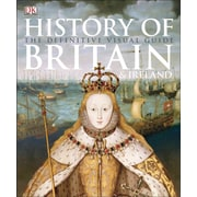 "Dk Pub ""History of Britain and Ireland"" Book"