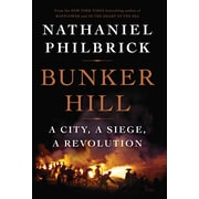 "CHRISTIAN LARGE PRINT ""Bunker Hill"" Paperback Book"