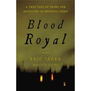 """Little Brown & Co """"Blood Royal"""" Hardcover Book"""