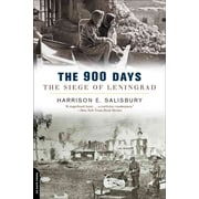 """PERSEUS BOOKS GROUP """"The 900 Days"""" Paperback Book"""