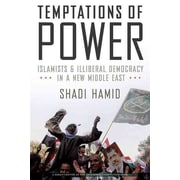 "Oxford University Press ""Temptations of Power"" Hardcover Book"