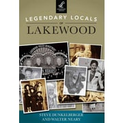 "Arcadia Publishing ""Legendary Locals of Lakewood "" Book"