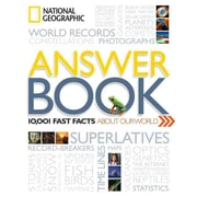 "Random House ""National Geographic Answer BooK"" Book"