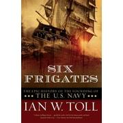 "W. W. Norton & Company ""Six Frigates"" Paperback Book"
