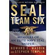 "St. Martin's Press ""SEAL Team Six: Memoirs of an Elite Navy SEAL Sniper"" Paperback Book"