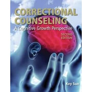 "JONES & BARTLETT LEARNING ""Correctional Counseling"" Book"