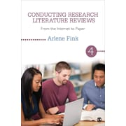 "Sage ""Conducting Research Literature Reviews"" Book"