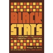 """PERSEUS BOOKS GROUP """"Black Stats"""" Book"""