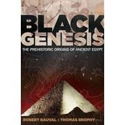 """INNER TRADITIONS """"Black Genesis"""" Book"""