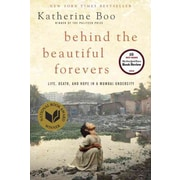 "Random House ""Behind the Beautiful Forevers"" Hardcover Book"