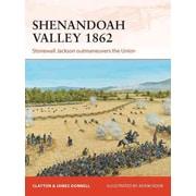 "OSPREY PUB CO ""Shenandoah Valley 1862"" Book"