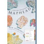 """Simon & Schuster """"Maphead"""" Book"""