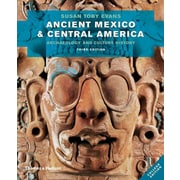 """W. W. Norton & Company """"Ancient Mexico and Central America"""" Book"""