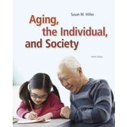 """CENGAGE LEARNING® """"Aging, the Individual, and Society"""" Book"""