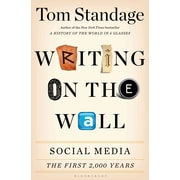 "St. Martin's Press ""Writing on the Wall: Social Media - The First 2000 Years"" Hardcover Book"