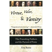 "PERSEUS BOOKS GROUP ""Virtue Valor and Vanity"" Book"