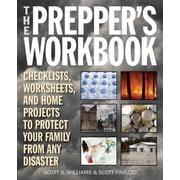 """PGW® """"The Prepper's Workbook"""" Book"""