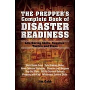 "PGW® ""The Prepper's Complete Book of Disaster Readiness"" Book"