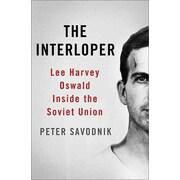 "PERSEUS BOOKS GROUP ""The Interloper"" Hardcover Book"