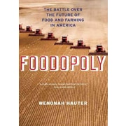"PERSEUS BOOKS GROUP ""Foodopoly"" Hardcover Book"