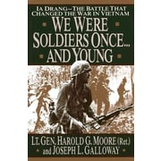 "Random House ""We Were Soldiers Once...and Young"" Hardcover Book"