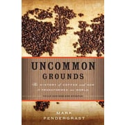 """PERSEUS BOOKS GROUP """"Uncommon Grounds"""" Paperback Book"""