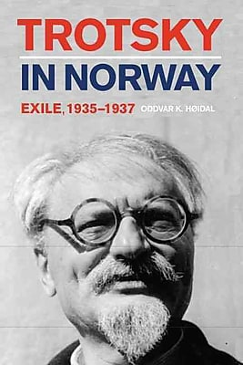 "Northern Illinois University Press """"Trotsky in Norway"""" Book"
