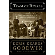 "Simon & Schuster ""Team of Rivals"" Hardcover Book"