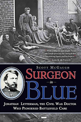 """PERSEUS BOOKS GROUP """"Surgeon in Blue"""" Book"""