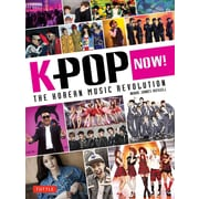 "TUTTLE PUB ""K-POP Now!"" Book"