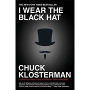 "Simon & Schuster ""I Wear The Black Hat"" Paperback Book"