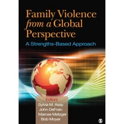 """Sage """"Family Violence From a Global Perspective"""" Book"""