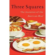 "PERSEUS BOOKS GROUP ""Three Squares"" Hardcover Book"