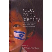 "Berghahn Books ""Race, Color, Identity"" Book"