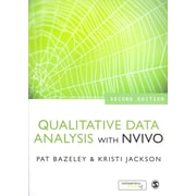 "Sage ""Qualitative Data Analysis With NVivo"" Book"
