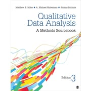 "Sage ""Qualitative Data Analysis: A Methods Sourcebook"" Book"